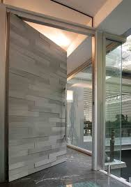 grey front door26 Modern Front Door Designs For A Stylish Entry  Shelterness