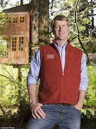 Brilliant Treehouse Masters Emily Nelson Pete Treehouses Feeature In An Eightpart Animal Planet And Design