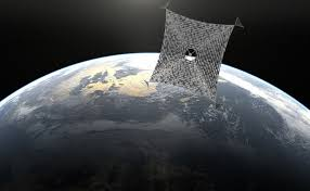 are solar sails the future of travel