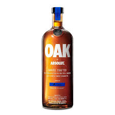 absolut oak barrel crafted vodka 1 0l 40 vol