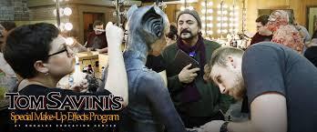 tom savini s special makeup effects program pennsylvania douglas education center
