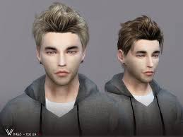 male hair to0124 by wingssims liquid sims
