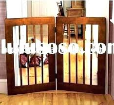 decorative wooden dog gate uk pet gates with door hey i found this really awesome listing dog safety gate