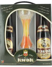 kwak gift pack 2 beers 1 gl