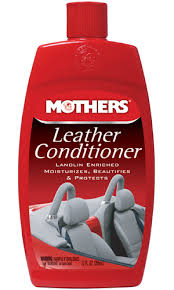 our leather conditioner is formulated with lanolin and neatsfoot oil to preserve the natural oils lost with age it leaves a protective barrier that helps