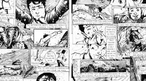 Comic Storyboards Storyboarding For Film Vs Comics 7