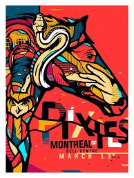 Concert Poster Design Pixies Concert Poster
