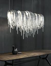 modern led chandeliers 11 contemporary chandeliers that make a statement