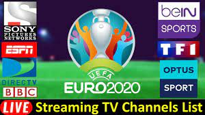 UEFA Euro 2020 (2021) Live Streaming TV Channels List (Official) - YouTube