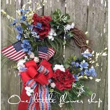 patriotic wreaths for front door700 best Best of Nancy Handmade Designs images on Pinterest