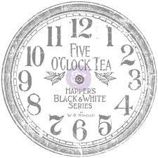 Beautiful Clock Designs Clock 12 Inches Prima Iod Re Design Transfer Prima