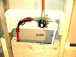 moen troubleshooting temp shower valve troubleshooting shower valve installation shower stem rough in shower valve large