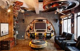Steampunk Home Decor How To Properly Steampunk Your Home Magnificent Right At Home Furniture Concept Interior