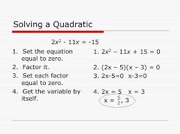 2 solving