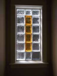 Decorative Glass Block Borders For A Shower Wall Or Windows - Decorative glass windows for bathrooms
