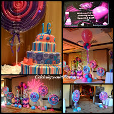 candyland sweet 16 decorations. Fine Sweet SWEET 16 CANDY LAND THEME Inside Candyland Sweet Decorations