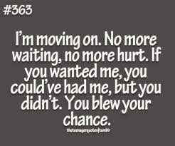 Quotes About Moving On Tumblr Awesome I'm Moving On Quotes Tumblr Quotesta