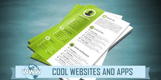 Resume Building Websites The Last 5 Resume Building Apps And Sites Youll Ever Need