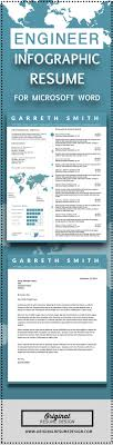 Infographic Resume Templates 59 Images Samples Infographic
