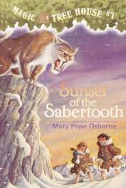 Sunset of the sabertooth book report