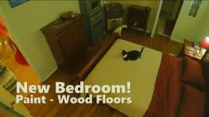 installing engineered bamboo wood flooring a whole new bedroom