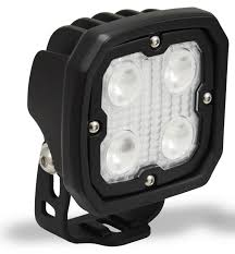 multi volt heavy duty led flood light 2000 lumen