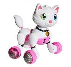 <b>Интерактивная кошка CS</b> Toys Cindy с управлением голосом и ...