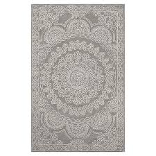 lace medallion rug pb null mana medallion printed rug pottery barn
