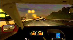 car driving on highway at night. Beautiful Driving 3D Instructor  City Car Driver  22  Smooth Drive Through Rainy Night  Dangerous Highway Driving YouTube In Driving On Highway At Night R