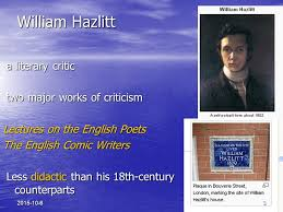 william hazlitt essays table talk essays on men and manners by hazlitt william abebooks william hazlitt table talk essays on men and manners by hazlitt william abebooks william