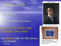 william hazlitt essays table talk essays on men and manners by hazlitt william abebooks william hazlitt table talk essays on men and manners by hazlitt william abebooks william