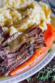 pot roast crock pot slow cooker