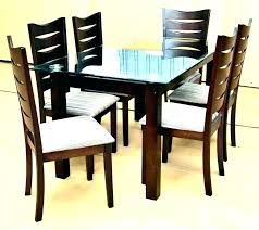 glass table top s dining room sets glass table tops glass top dining room table sets