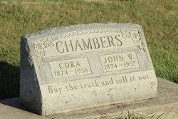 John Wesley Chambers (1874-1957) - Find A Grave Memorial