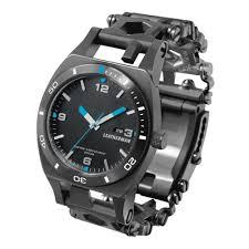 <b>Часы Leatherman TREAD TEMPO</b>, черный — купить в интернет ...