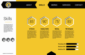 Digital Resume therightbraintheory DIGITAL RESUMECV Theme100 1