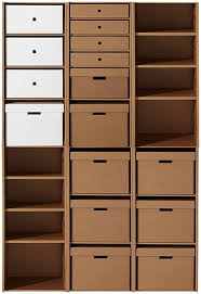 cardboard furniture via boxtopia cardboard furniture