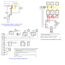 heat zone valve wiring diagrams on 2 Honeywell Actuator Wiring Diagram Honeywell RA832A Wiring-Diagram