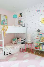 One Of MANY Really Cute Ideas For A Little Girls Bedroom #littlegirlsroom # Bedroom #