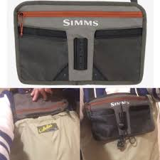 Cabela S Wader Size Chart Sewed A Tippet Pouch To My Cabelas Waders Very Useful