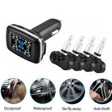 Online Shop TP620 Wireless <b>Smart Car TPMS</b> 12V Digital Tire ...