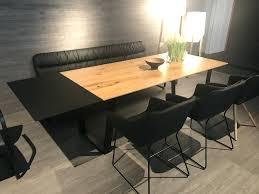 glass kitchen dinette sets furniture round glass dining table bench set dinette sets and kitchen large