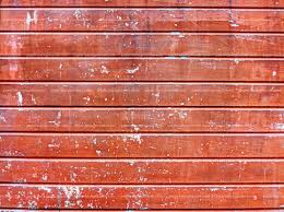 Paper Backgrounds Old Red Garage Door Texture