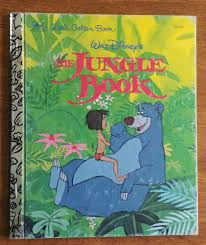 the jungle book walt disney little golden book 103 64