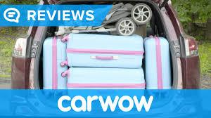 Toyota RAV4 2017 SUV practicality review | Mat Watson Reviews ...