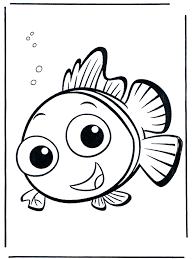 Disegni Di Nemo Da Colorare Az Colorare