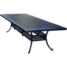Aluminum Outdoor Dining Table Outdoor Aluminum Dining Table Tonyswadenalockercom