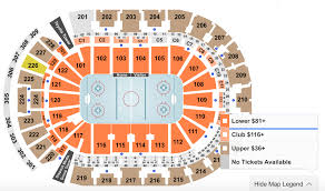 Columbus Clippers Seating Chart With Seat Numbers Columbus Blue Jackets Tickets Ticketiq