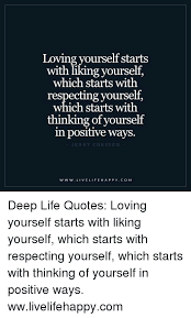 Liking Yourself Quotes Best Of Loving Yourself Starts With Liking Yourself Which Starts With
