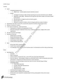 module b critical study of texts a doll s house essay year  a doll s house essay and summary